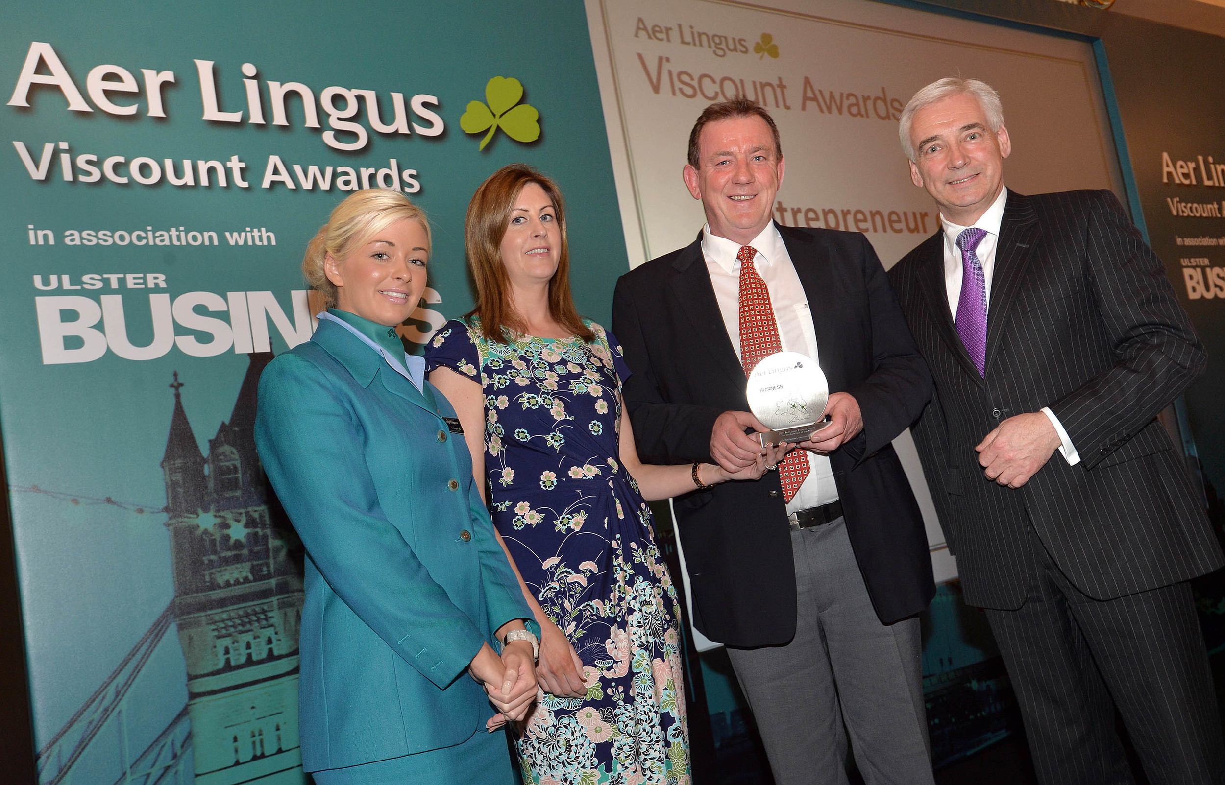 Aer Lingus Entrepreneur of the Year 2013