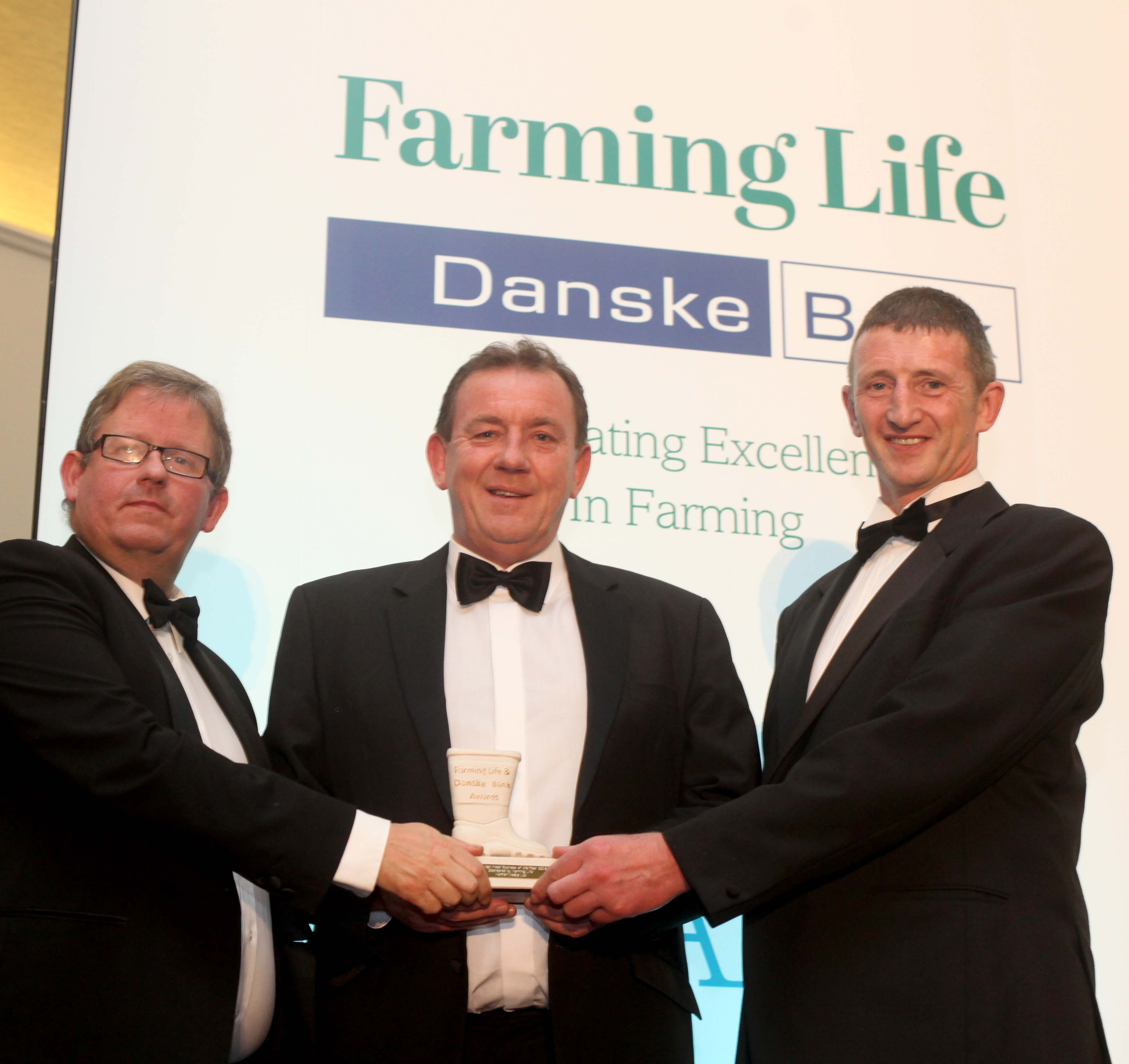 Farming Life / Danske Bank Agri Food Company of the Year Award