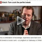 Tom Parker Bowles, Raise the steaks: Why there's no middle ground… Mail on Sunday