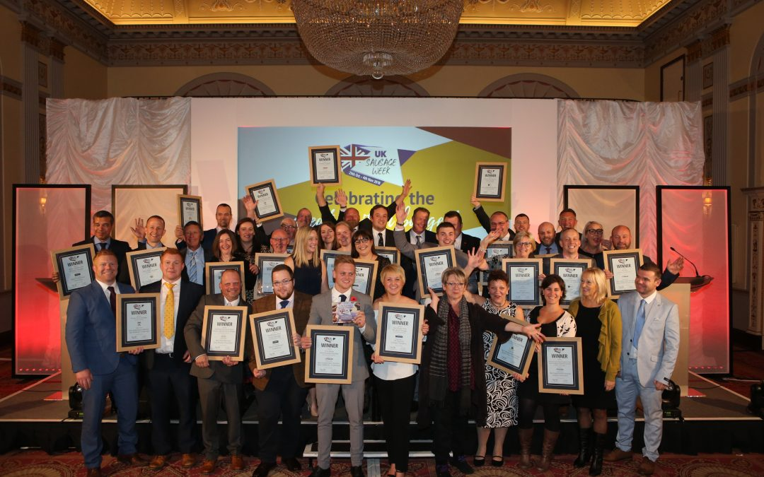 Read more about the article Hannan win Best Traditional Sausage For Northern Ireland at UK Sausage Awards