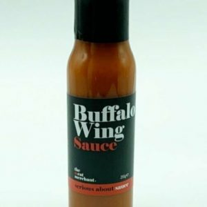 The Meat Merchant Buffalo Wing Sauce