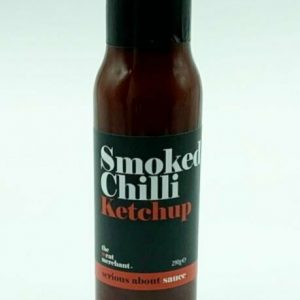 The Meat Merchant Smoked Chilli Ketchup